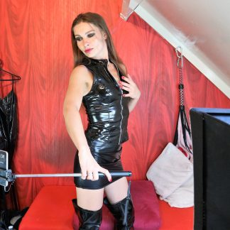 Custom video door Mrs Camile Jansen